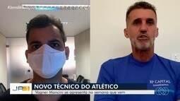 Atlético-GO tem novo técnico que se apresentará na próxima semana