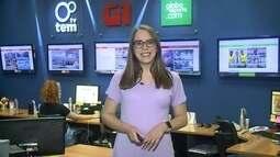 Carol Andrade traz os destaque do G1 no Bom Dia Cidade desta quarta-feira