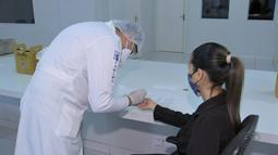 Policiais civis da região de Marília fazem testes rápidos de coronavírus