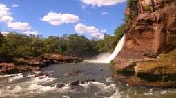 Repórter Mirante destaca a força do turismo na Chapada das Mesas