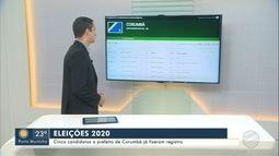 Nove candidatos a prefeito de Campo Grande já fizeram registro