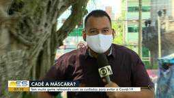 Máscaras continuam sendo importantes no combate ao coronavírus