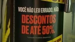 Comércio de Rio Preto aproveita sábado para antecipar vendas da Black Friday