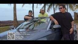 Reggaetown - Vento no Rosto - Sons do Pará