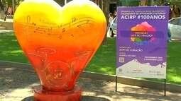 Acirp lança exposição a céu aberto para comemorar 100 anos de fundação