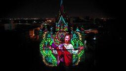 Repórter Mirante mostra que as luzes anunciam novo ano de esperança em São Luís