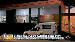 Homem é preso por estuprar paciente em hospital de Caucaia