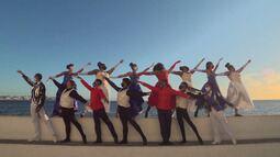 Conheça três grupos de jovens de Salvador que dançam valsa