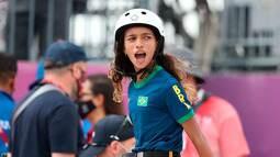 Rayssa Leal: a sensação brasileira no skate em Tóquio 2020