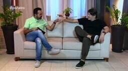 Bloco 01: Oyama entrevistou o cantor Paulo Ricardo, que falou sobre a carreira musical