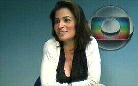 Melhores momentos do chat com Renata Vasconcelos