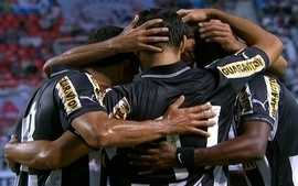 Os gols de Botafogo 4 x 2 So Paulo pela 1 rodada do Brasileiro 2012