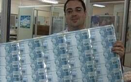 O desafio de desenhar o nosso dinheiro