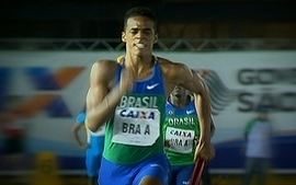 Minha estreia: Aldemir, do Atletismo