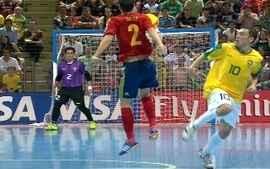 Melhores momentos: Brasil 3 x 2 Espanha pela final Copa do Mundo de Futsal