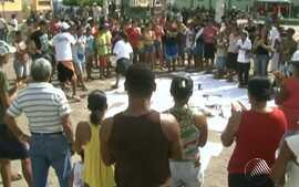 Produtores de Buerarema protestam em Itabuna