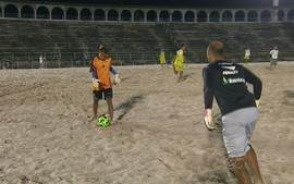 Copa Brasil de Beach Soccer comea nesta quarta, em Manaus
