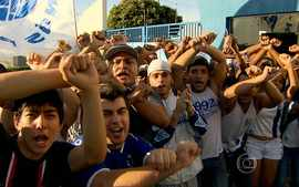 Cruzeiro: Apoio da torcida e inspirao em filme na busca pelo ttulo
