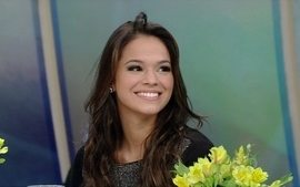 Bruna Marquezine e Daniel Boaventura esto animados para o &#x27;Dana 2013&#x27;