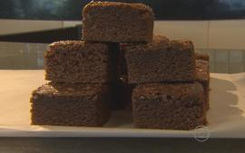 Chef ensina receita de brownie e revela truque