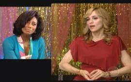 Depoimento - Glória Maria: Entrevista com Madonna no Fantástico (2005)