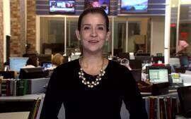 Mila Burns dá os destaques do Globo Notícia Américas