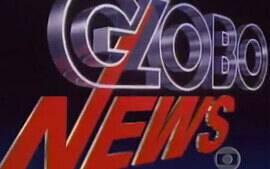 Estreia da GloboNews (1996)