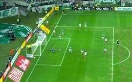 Melhores momentos: Palmeiras 2 (4) x (1) 1 Fluminense pela semifinal da Copa do Brasil