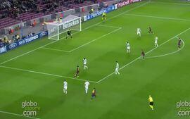 Gol do Barcelona! Neymar aplica linda caneta e faz o terceiro dele sobre o Celtic