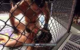 Luke Hockhold vence Weidman e conquista cinturão no UFC 194