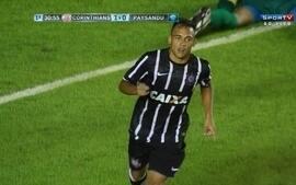 Os gols de Maycon pelo Corinthians na Copa SP de Futebol Júnior