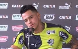 Giovanni Augusto cita problema pessoal como uma das razões para deixar o Atlético-MG