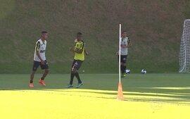 Com saída de Giovanni Augusto, começa a disputa pela vaga no meio-campo do Atlético-MG