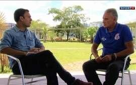 Tite fala sobre os desafios do ano e sobre o desmanche do elenco do Corinthians