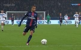 Comentaristas analisam o momento discreto de Lucas no Paris Saint-Gemain