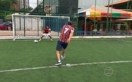 Globo Esporte PE 10/02/16