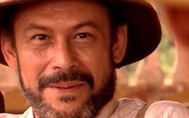 """Depoimento - José Wilker: """"É justo, é muito justo, é justíssimo"""", bordão em Renascer(1993)"""