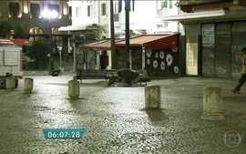 Frio em São Paulo é de 11 graus com sensação térmica entre 9 e 10 graus