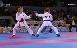Karatê pode se tornar esporte olímpico e já estrear nos Jogos de 2020