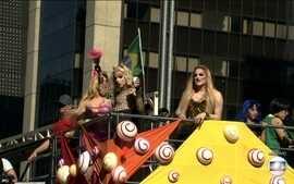 Parada do Orgulho LGBT movimenta a economia em São Paulo