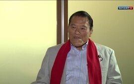 Sensei Combate fala com o lutador japonês que desafiou Muhammad Ali
