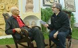 Fantástico: Entrevista com o escritor Ariano Suassuna (2007)