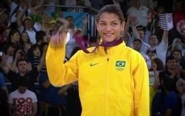 Momento olímpico relembra a conquista histórica de Sarah Menezes em Londres