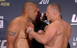 Pesagem UFC 201 - Hamilton x Grabowski