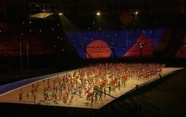 Cerimônia de Abertura da Paralimpíada Rio 2016 leva praia para o Maracanã
