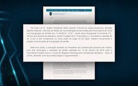 STJD arquiva pedido do Fluminense de anulação do último FlaxFlu