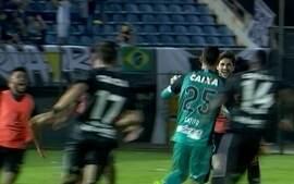 Os gols de Olimpia 1 (1) x (3) 0 Botafogo pela 3ª fase da Taça Libertadores 2017