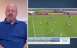 Victor Birner fala sobre a semifinal do Paulistão entre Corinthians e São Paulo