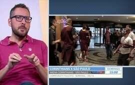 Comentaristas falam sobre as situações de Gilberto e Cuevas no São Paulo