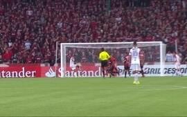 Gol perdido de Gabriel é eleito o garrancho da rodada É Gol!!!